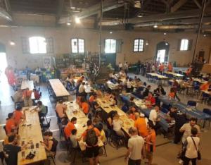 Panoramica di Giochi ducali 2018
