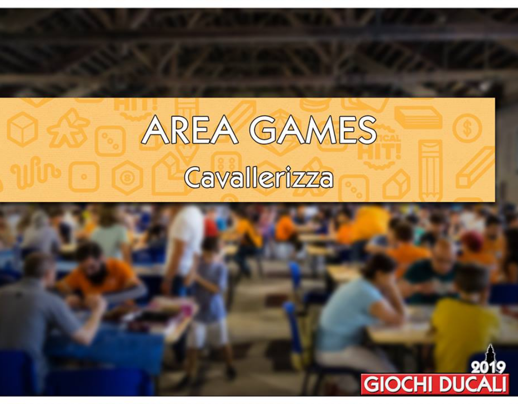 Area Games a Giochi Ducali 2019