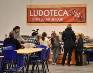 Immagine bambini presso ludoteca