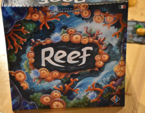 Reef scatola