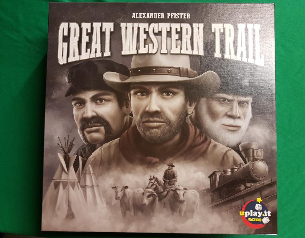 Greath West Trail