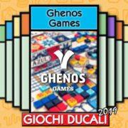 Ghenos Games