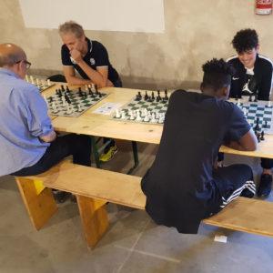 Area BoardGames Cavallerizza Giocatori Scacchi