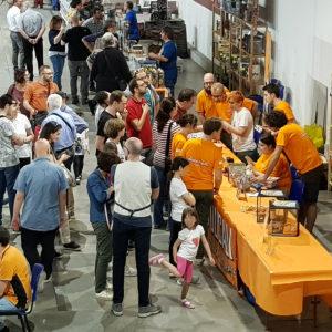 Area BoardGames Cavallerizza Ludoteca affollata