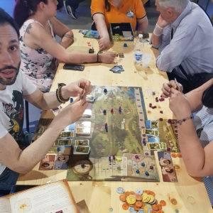 Area BoardGames Cavallerizza Viticulture e Kingdomino