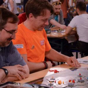 Area BoardGames Cavallerizza Ludoteca dimostrazione giochi