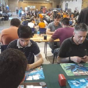 Area BoardGames Cavallerizza Torneo Keyforge