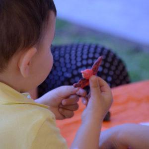 Giochi anche per i più piccoli nell'area KIDS colo